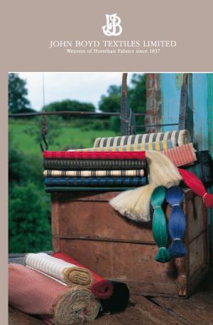 John Boyd Textiles image